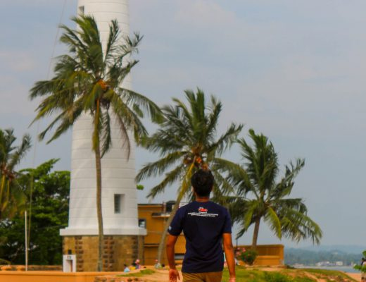 Galle Fort Fanstay - Travel blogger Charith Gunarathna's visit to Galle Fort